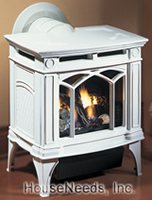 Hampton H15 Cast Iron Gas Stove Natural Gas H151-NG1