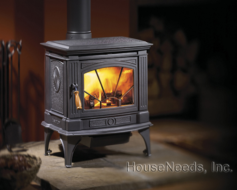 Hampton Cast Iron Wood Stove Hampton H205 Medium Wood