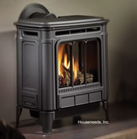 Hampton H27 Cast Iron Natural Gas Stove H271-NG