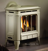 Hampton H27 Cast Iron Gas Stove H277-NG