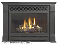 Gas Fireplaces Regency Panorama P36 Medium Gas Fireplace