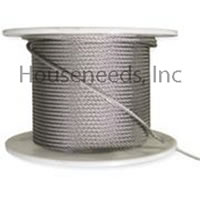 Hayn Lines Stainless Steel Wire 1/8 inch 1x19x500 FEET - SC12519-500