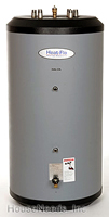 Heat-Flo 316 Stainless Steel Hot Water Storage Tank 80 Gallon - 80-ST