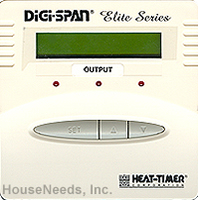 Heat-Timer Digi-Span SPC Elite Series Set Point Control - 929150