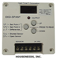 Heat Timer Digi-Span TSC Two-Stage Set Point Control - 929155