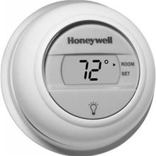 Honeywell Thermostat - Digital - Heat Only - Premier White - 24V - T8775A1009
