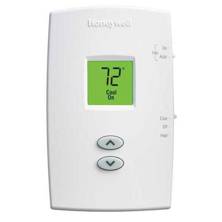 Honeywell TH1110DV1009 Thermostat Pro 1000 Heat Cooling