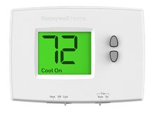 Honeywell Thermostat - ProFocus 5000 - Non-Programmable/Single Stage - Digital  3 Inch Screen - TH5110D1022