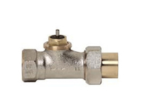 Honeywell Thermostatic Valve 3/4 inch Straight Female NPT V2040DSL20