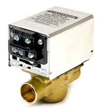 Buy Honeywell Zone Valve with 3/4 inch and 24 volt With Terminal Board - V8043F1036. Used for Hydronic Heating Systems.