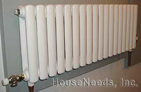 Houseneeds Classic Wall Mounted European Style Radiator BTH2060-12