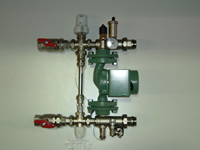 Housepex Manifold Mixing and Pump Module Kit without Manifold