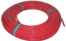 HousePEX PEX-A - 1/2 inch by 500 foot roll of PEX Tubing with oxygen barrier - 4 - 1220050 for Hydronic Heating Applications