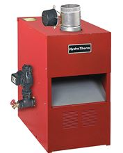 Hydrotherm HWX Series Gas Fired Residential Boiler With Spark Ignition - 140,000 BTU - Natural Gas - HWX-140-SPARK NG