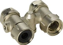 Myson T6 IVC Series Twin Entry Bypass HV-A Valve