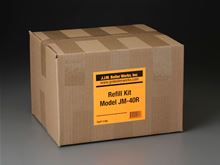 JJM Boiler Works JM-40R Condensate Boiler Neutralizing Refill Kit for Condensating Boilers and other High efficiency Gas boiler up to 4000000 Btu's and 32 GPM
