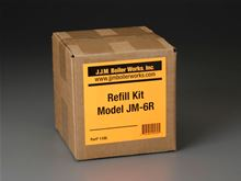 JJM Boiler Works JM-6R Condensate Boiler Neutralizing Refill Kit for Condensating Boilers and other High efficiency Gas boiler up to 600000 Btu's and 4.78 GPM