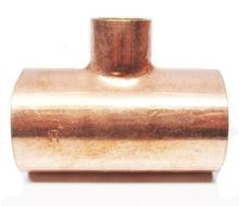 Copper Tees 1 1/2 inch C by 1 1/2 inch C by 3/4 inch C - C75-234