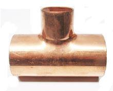 Copper Tee Model C75-235