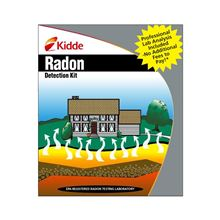 Kidde KRK-1 Radon Gas Detection Test Kit - 442020