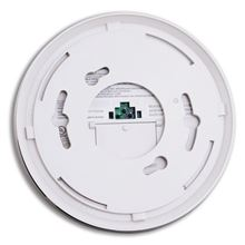 Kidde Carbon Monoxide Alarm with Basic Protection - Hard Wired and Battery Back Up - KN-COB-IC - 900-0120 - 21006406 Back View