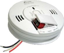 Kidde Carbon Monoxide Alarm Hard Wired KN-COPE-I - 900-0213 21007624