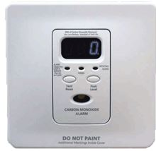 Kidde Carbon Monoxide Alarm Hard Wired KN-COPF-i - 900-0232 21007426
