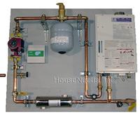 Koi Pond Heat Source Takagi T Kjr2 In Natural Gas Shell