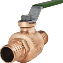 Legend Pex Ball Valve - Lead Free - Forged Brass 1/2 inch Pex by 1/2 inch Pex Connections - T-806 - 101-585NL