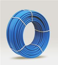 Legend HyperPure Plumbing Tubing that is 3/4 inch by 100 Foot Roll - Blue Color 500-34-100B