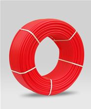 Legend HyperPure Plumbing Tubing that is 1/2 inch by 100 Foot Roll - Red Color 500-12-100R