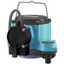 Little Giant Submersible Sump Pump / Utility Pumps with 4/10 HP and 45 GPM - 8-CIA - 508157