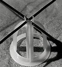 Buy PEX Radiant Heat Lotel Mesh-Ups - 2 inch - 250 per box. PEX Tube. Reinforcing mesh. PEX Radiant Floor Heat PEX Slab System
