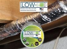 Low-e Simple Solution Pipe Wrap Kit - Foil/Foil - 12.5 Square Feet - SSR-PWKFF