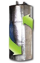 Low-e Simple Solution Water Heater Jacket Kit- Foil - SSR-WTKFF