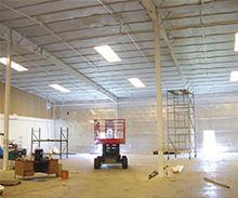 Low-E White Foil Poly Foam White Foil Insulation 1/4 thick X 125 feet long X 4 feet wide - 4EFWS/E40CS Ceiling