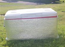Low-e Simple Solution Roll - 24 inches by 50 Feet Foil/Foil - 100 Square Feet - SSR-2450FF to insulate a cooler better