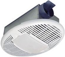 Marley Bath Vent and Light (70 CFM) with 1500 Watt Heater - MM698F