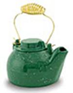 Minuteman 2.5 Quart Porcelain Enamel Humidifying Kettle Green - T16-GR