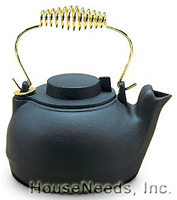 Minuteman 2.5 Quart Humidifying Kettle Traditional Black - T-17