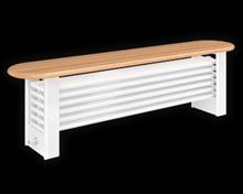 Myson Radiator Bench - White