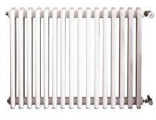 Myson Radiator Column - 3 Columns - 20 Sections - 24 by 40 inches - 4442 BTU - 20-3060VN