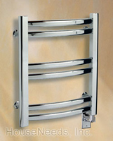 Myson Contemporary ECMH3-1 Electric Towel Warmer