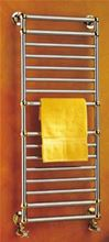 Myson Hydronic Towel Warmer European Tradition Polished Nickel B36-1