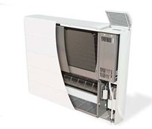 Myson iVector Fan Convector - Heating and Cooling - iV60X140-2 Cut a Way View
