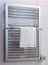 Myson Contemporary Designer EMR-750 Satin Nickel Electric Towel Warmer