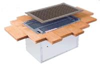 Myson Whispa III 5000 FM Hydronic Floor Heater
