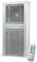 Myson Slim Line RC. Hydronic Fan Convector Heater