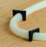 Peter Mangone Flush Mount Clip for 1/2 Inch PEX - Count 100 - F5OD RB