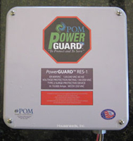 PowerGuard Surge Suppressor and Power Conditioning System
